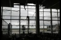 Перестрелка в районе Донецкого аэропорта