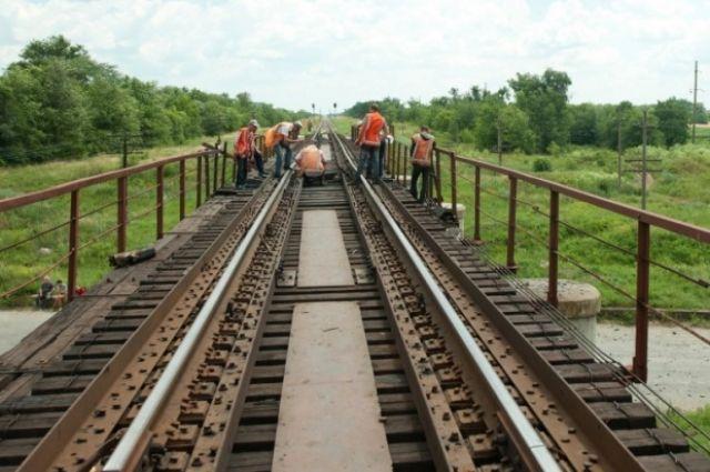 Мост через Северный Донец