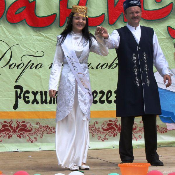 Мисс Сабантуй Хабаровска 2014 года Яна Габайдулина