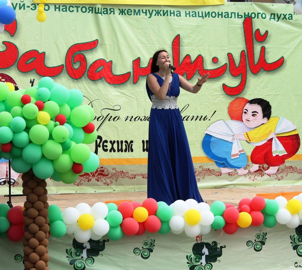 Певцы специально приехали из Казани