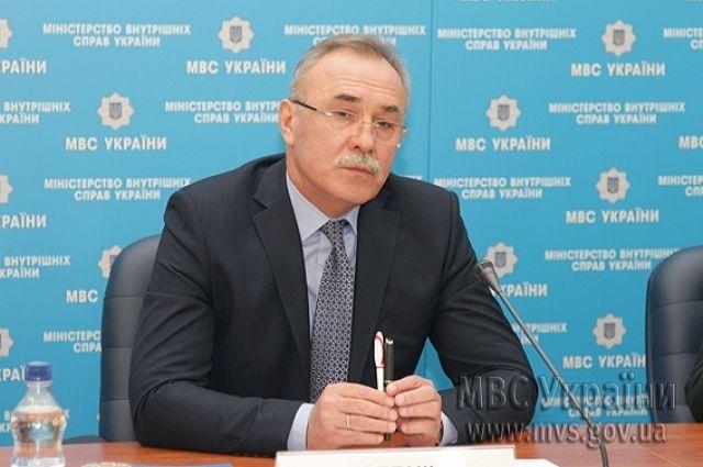 Сергей Яровой, заместитель Министра внутренних дел