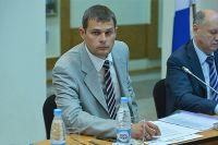 Олег Ежов, вице-губернатор Приморского края