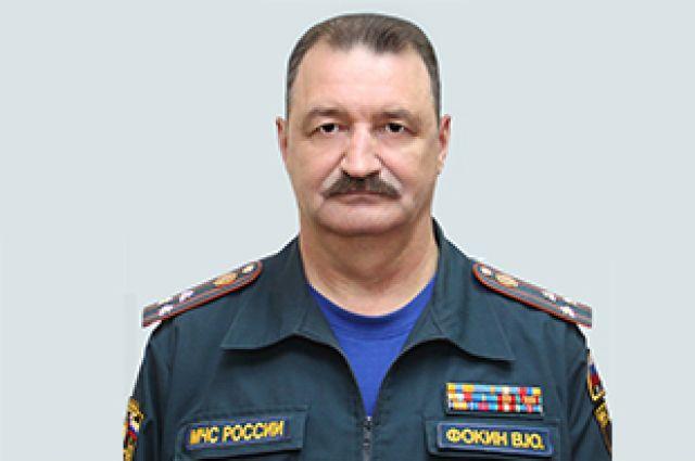 Владимир Фокин, начальник ГУ МЧС России по Приморскому краю.