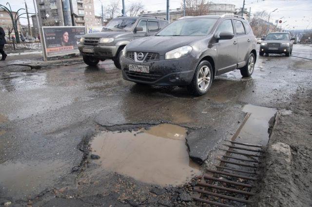 На улице Солнечной в Екатеринбурге на полмесяца перекроют движение