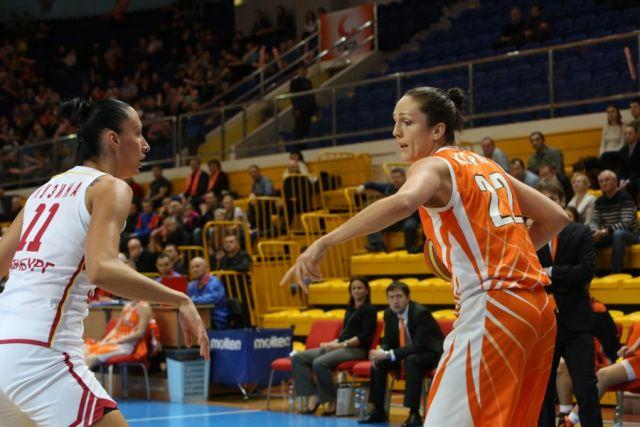 Баскетболистки УГМК начнут Евролигу матчем с чешским УСК Прага