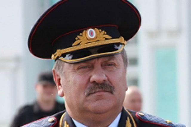 Новые отставки в Курской области. Уходит главный полицейский Григорий Кулик