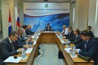 Расширенное выездное заседание Администрации Приморского края в Спасском городском округе.