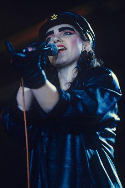 Международный рок-фестиваль в столичных «Лужниках», 1989 год.