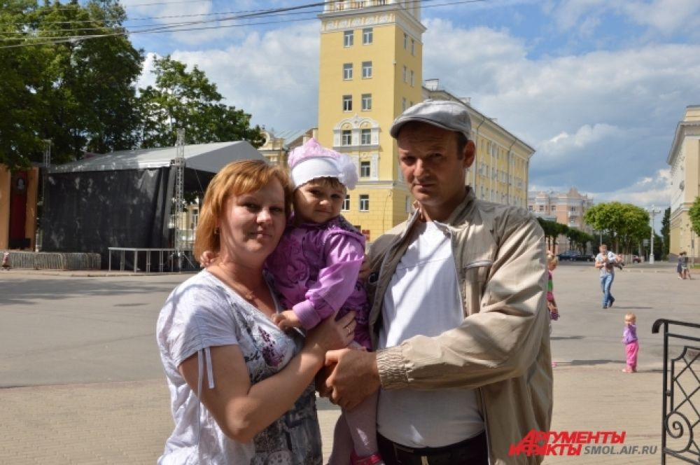 Семья Власенковых:  «Секрет, наверное, в детях, которые приносят нам радость и счастье, вместе с ними крепнет и развивается семья и отношения в семье».