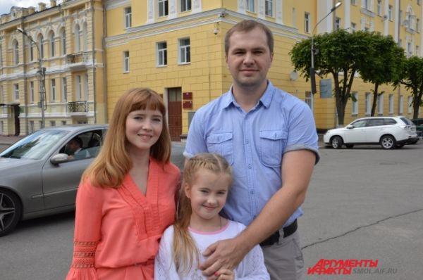 Семья Михайловых: «Секрета счастливой семьи просто не существует. Счастье либо есть, или его нет».
