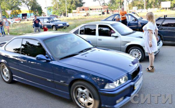 Автогонки в Измаиле