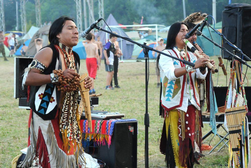 09.Фестиваль получился поистине мультикультурным.