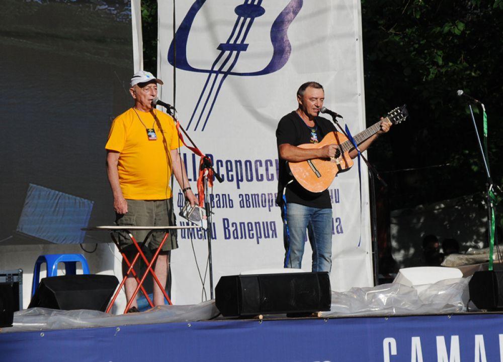 07.Выступает классик авторской песни  Александр Городницкий.