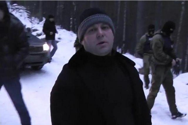 Сергей Чащин