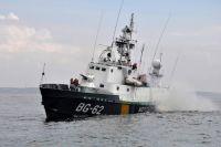 Корабль «Донбасс»