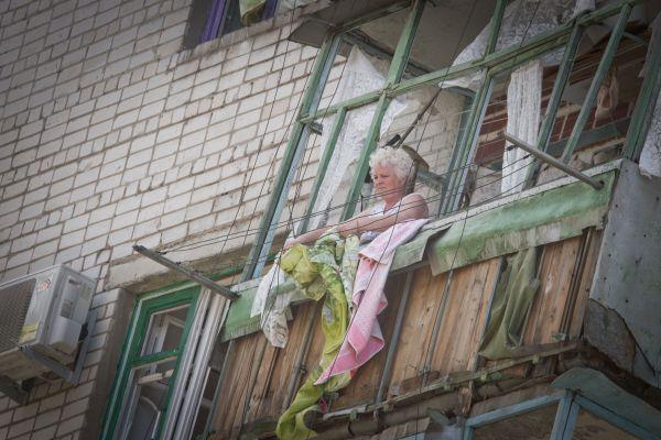 Жизнь после войны в Славянске