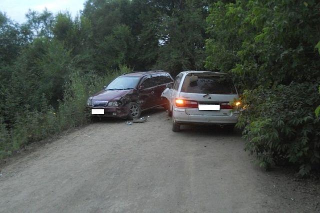 ДТП в Чугуевском районе.