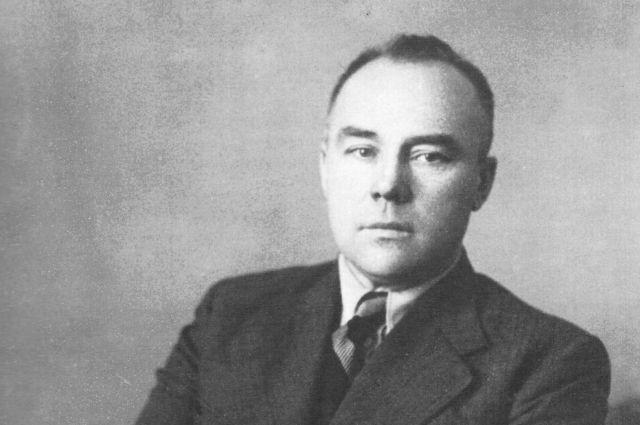 Николай Поликарпов.
