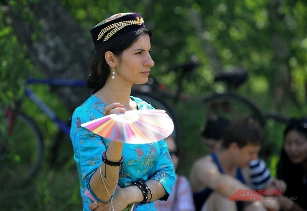 Третий Городской пикник в Омске.