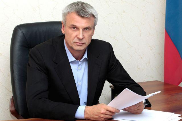 Глава Нижнего Тагила  Сергей Носов уволил руководителя «Тагилэнерго»