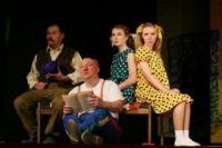 В Литературном театре играют только «самодеятельные актёры»