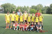 Юные омские футболисты отправятся на соревнования в Данию.