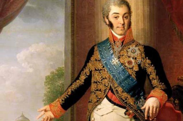 Граф Николай Шереметев.