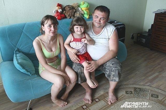 На краю земли - в Приморье - семья Кулагиных чувствует себя в безопасности.