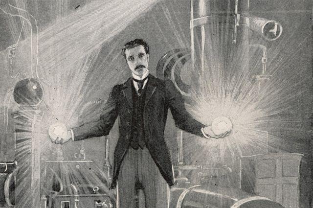 Николай Тесла.