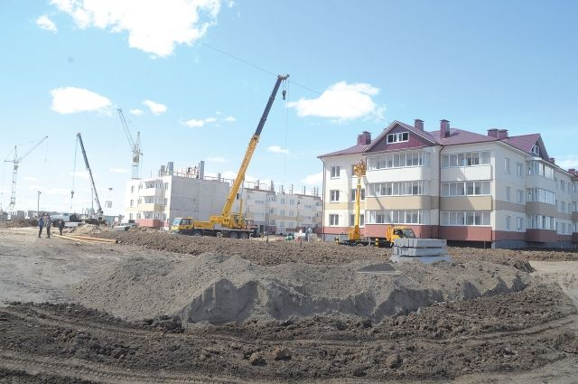 Первые жители переедут в новые дома по улице Завертяева уже этой осенью.