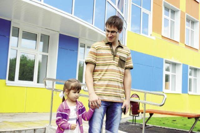 Маленькие пациенты придут на прием к врачам в новое здание уже осенью.