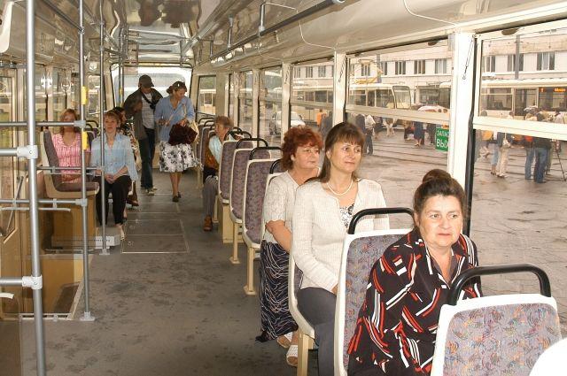 Поездка в трамвае может стоить 22 рубля.