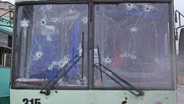Украинские войска сделали из Луганска город призрак