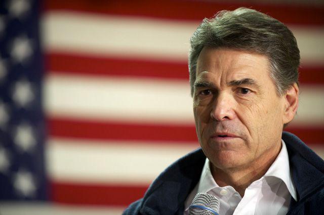 Губернатор американского штата Техас Рик Перри.