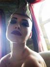Типичный макияж для сценического образа Даши Астафьевой