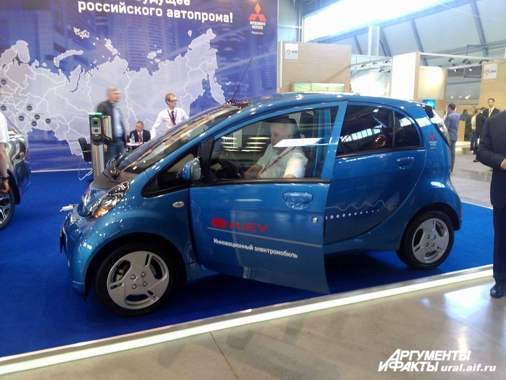Электромобиль – будущее российского автопрома.
