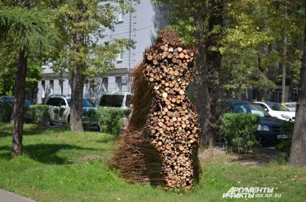 Фестиваль «Культурная столица» наломал после себя в иркутске не мало дров...