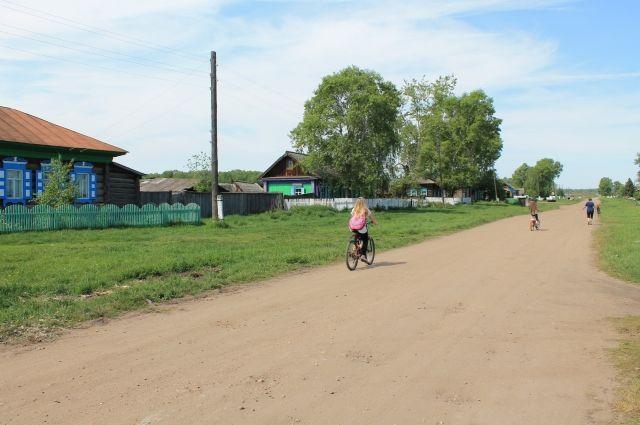 Жители села готовы принять беженцев.