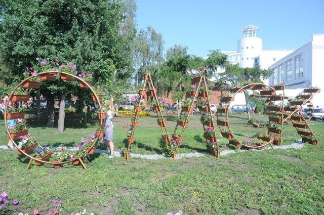 Омск готовится к «Флоре-2014».