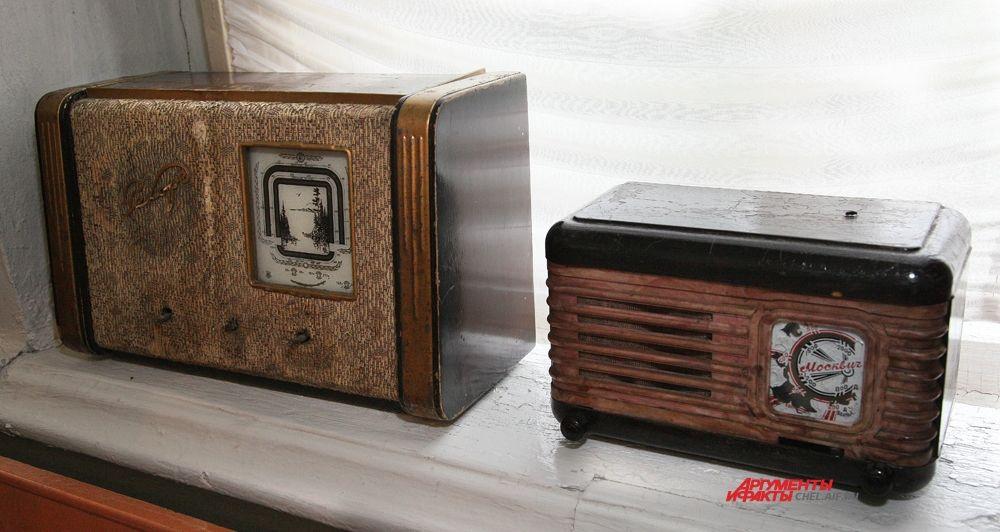 Коллекция радио советского времени