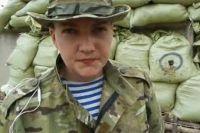 Надежда Савченко, украинская летчица