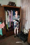 Коллекция одежды и обуви в зале «Интерьер дома 50-60 ХХ века»