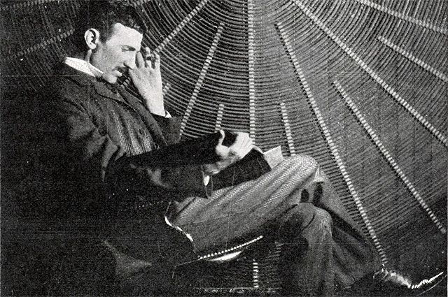 Он мог расколоть земной шар. 10 июля 1856 года родился Никола Тесла