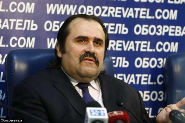 Экономист Александр Охрименко