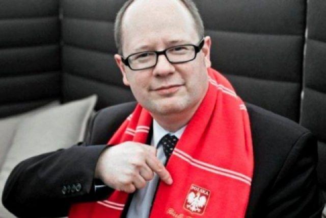 Мэр Гданьска Павел Адамович.