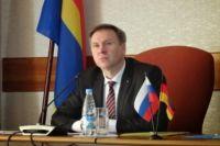 Уполномоченный по правам человека в области Владимир Никитин.