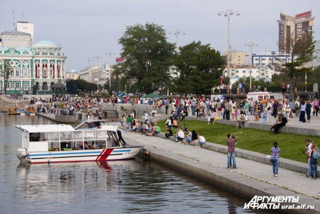 Блогер Илья Варламов признал: Екатеринбург - это третья столица России
