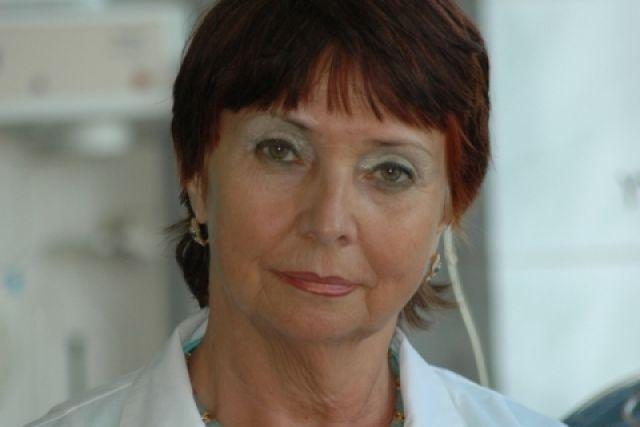 Нина Кабанчук.