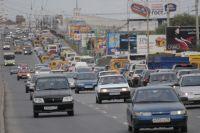 Количество пробок в Омске активно сокращают.