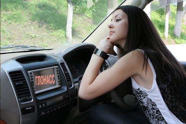 ГЛОНАСС в автомобиле - надёжный помощник на дороге.